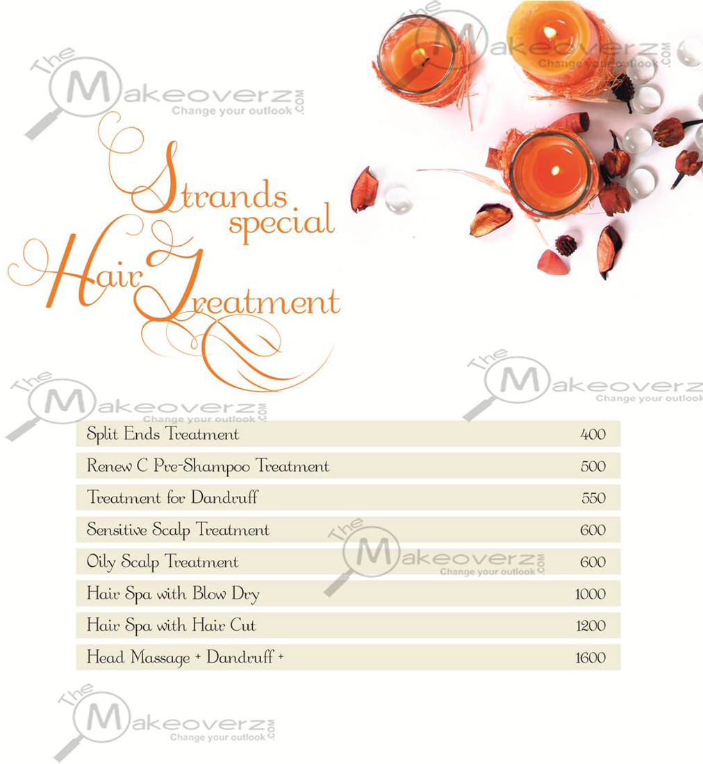Strands Hair & Beauty Salon - Rajouri Garden