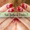 Nail hacks and tricks..!!