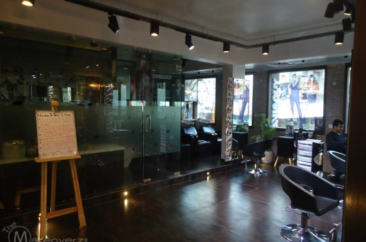 Toni guy vasant vihar for Adamo salon malviya nagar