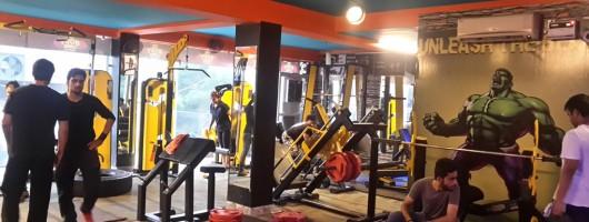 The body garage unisex gym krishna nagar